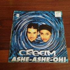 Discos de vinilo: CREAM-ASHE ASHE OH!. MAXI. Lote 193913348