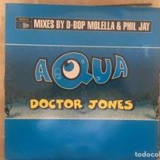 Discos de vinilo: AQUA: DOCTOR JONES . Lote 193917821