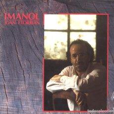 Discos de vinilo: IMANOL. JOAN-ETORRIAN. DOBLE LP. PRECINTADO. 1987. Lote 193917940