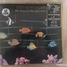 Discos de vinilo: STEVIE WONDER: THE ORIGINAL MUSIQUARIUM 2LPS. Lote 193921495