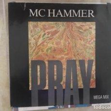 Discos de vinilo: MC HAMMER: PRAY. Lote 193923771