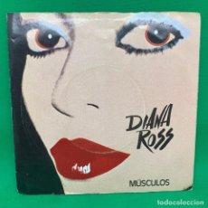 Discos de vinilo: MÚSCULOS - DIANA ROSS. VG+. Lote 193924700