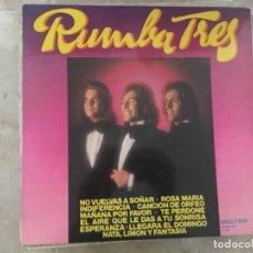 Discos de vinilo: RUMBA TRES: NO VUELVAS A SOÑAR. Lote 193935686