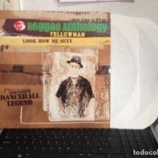 Discos de vinilo: YELLOWMAN - LOOK HOW ME SEXY RARE DOUBLE ALBUM VINYL REGGAE 2001 US, NM-M. Lote 193936086