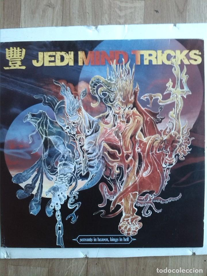 JEDI MIND TRICKS - SERVANTS IN HEAVEN KINGS IN HELL - 2 LPS (Música - Discos - LP Vinilo - Rap / Hip Hop)