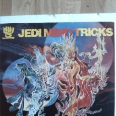 Discos de vinilo: JEDI MIND TRICKS - SERVANTS IN HEAVEN KINGS IN HELL - 2 LPS. Lote 193937596