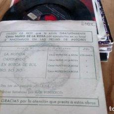 Discos de vinilo: E P ( VINILO) DE GALAXIA / LOS RUMBEROS AÑOS 70. Lote 193941133