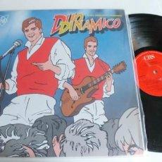 Discos de vinilo: DUO DINAMICO-LP CON ZAPATOS NUEVOS. Lote 193941150