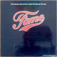 Discos de vinilo: V / A : BSO FAME [ESP 1980] LP/GAT. Lote 193944372