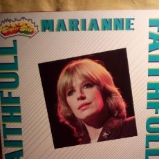 Discos de vinilo: MARIANNE FAITHFULL - SUPER STAR .. Lote 193945520
