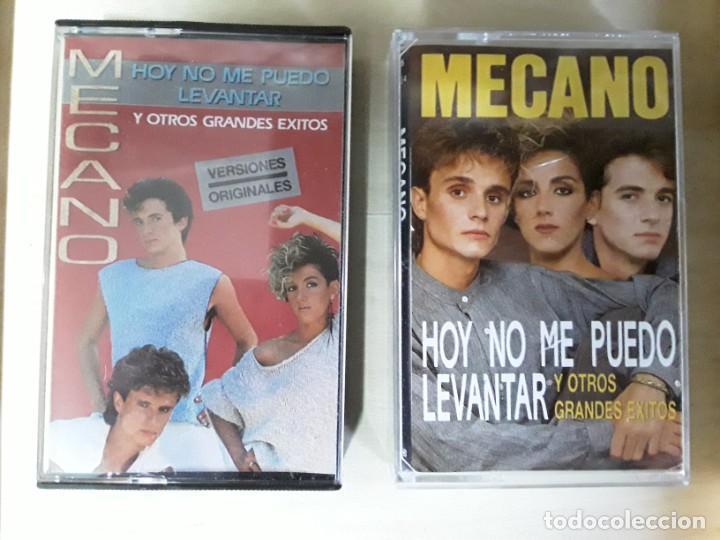 2 CINTAS DE CASETE DEL GRUPO MECANO (Música - Discos de Vinilo - EPs - Grupos Españoles de los 70 y 80)