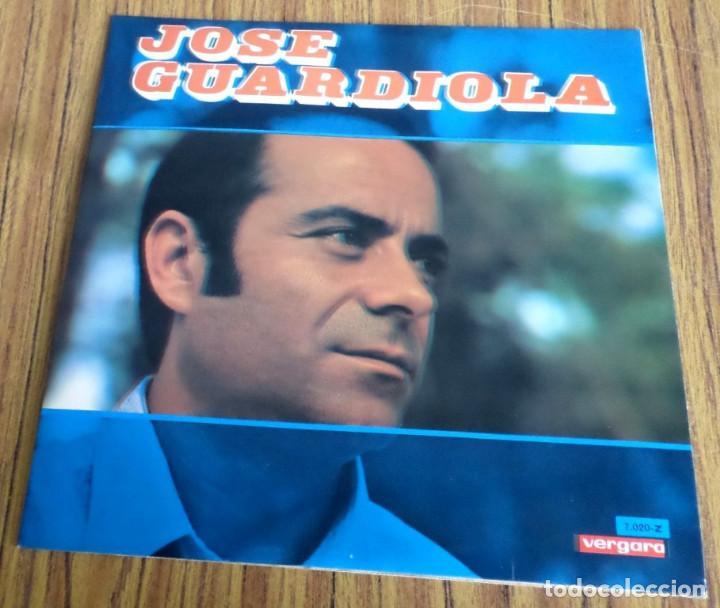 JOSE GUARDIOLA -- ZÍNGARA – PALABRAS ….. (Música - Discos - LP Vinilo - Solistas Españoles de los 50 y 60)