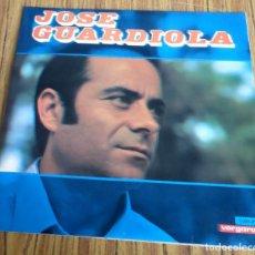 Discos de vinilo: JOSE GUARDIOLA -- ZÍNGARA – PALABRAS ….. . Lote 193949437