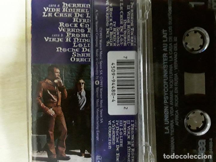 Discos de vinilo: 2 cintas de casete de revólver y la unión - Foto 2 - 193951171