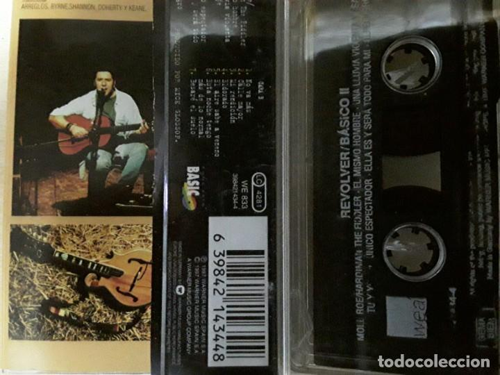 Discos de vinilo: 2 cintas de casete de revólver y la unión - Foto 4 - 193951171
