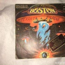 """Dischi in vinile: BOSTON: MÁS QUE UN SENTIMIENTO 7"""". Lote 193957797"""