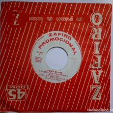 Discos de vinilo: NICOLA DI BARI - AMIGOS MIOS - EP PROMOCIONAL 1965 - ZAFIRO. Lote 193958633