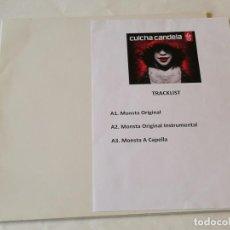 Discos de vinilo: CULCHA CANDELA - MONSTA - 2009. Lote 193973107