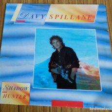 Discos de vinilo: DAVY SPILLANE -- SHADOW HUNTER. Lote 193982402