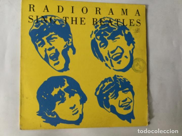 RADIORAMA - SING THE BEATLES (Música - Discos - LP Vinilo - Orquestas)