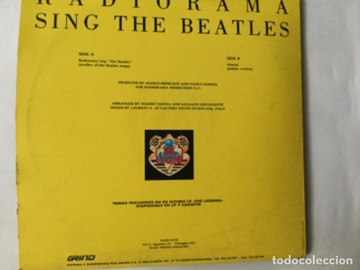 Discos de vinilo: Radiorama - sing the beatles - Foto 4 - 193988312