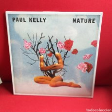 Discos de vinilo: PAUL KELLY - NATURE LP ¡NUEVO!. Lote 193993422