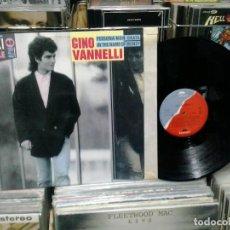 Discos de vinilo: LMV - GINO VANNELLI. PERSONA NON GRATA. DISQUES DREYFUS 1987, REF. 885 971-1 . Lote 193996360