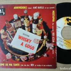 Discos de vinilo: VARIOS - SELECTION WHISKY A GOGO. Lote 193998442