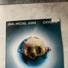 Discos de vinilo: JEAN MICHEL JARRE OXYGENE. Lote 194000010