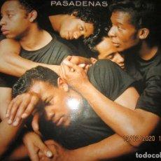 Discos de vinilo: THE PASADENAS - TO WHOM IT MAY CONCERN LP - ORIGINAL ESPAÑOL - CBS 1988 CON ENCARTE INT. ORIGINAL. Lote 194058557