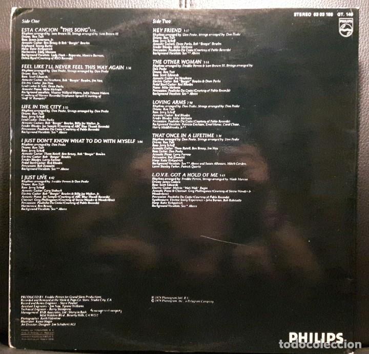 Discos de vinilo: DEMIS ROUSSOS - LP - ESPAÑA - 1978 - PORTADA SE ABRE - PHILIPS - EXCELENTE - NO CORREOS - Foto 2 - 194061212