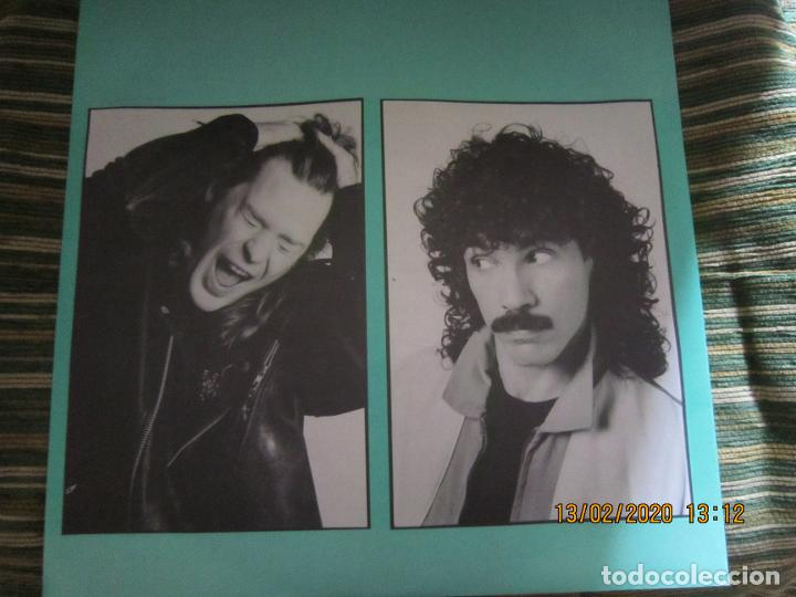 Discos de vinilo: DARY HALL JOHN OATES - OOH YEAH LP - ORIGINAL ESPAÑOL - ARISTA RECORDS 1988 CON FUNDA INT. ORIGINAL - Foto 5 - 194061566