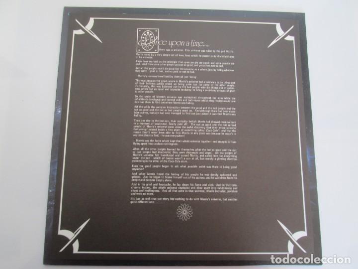 Discos de vinilo: TANDY & MORGAN. EARTH RISE. LP VINILO. 1986 FM RELEASE. VER FOTOGRAFIAS ADJUNTAS - Foto 4 - 194067173