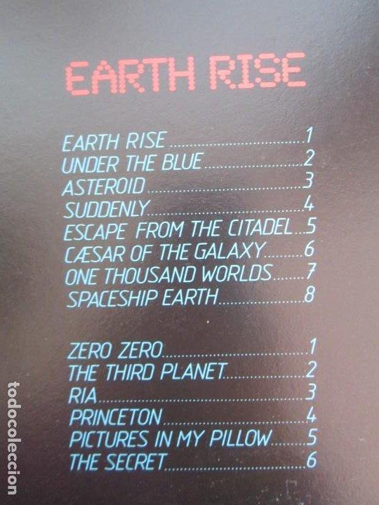 Discos de vinilo: TANDY & MORGAN. EARTH RISE. LP VINILO. 1986 FM RELEASE. VER FOTOGRAFIAS ADJUNTAS - Foto 9 - 194067173