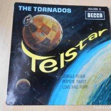 Discos de vinilo: TORNADOS, THE, EP, TELSTAR + 3, AÑO 19??. MADE IN FRANCE. Lote 194067860