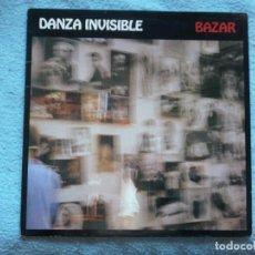 Discos de vinilo: DANZA INVISIBLE,BAZAR DEL 91. Lote 194081991