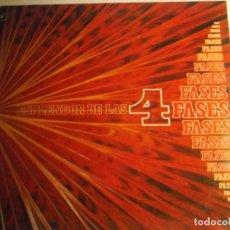 Discos de vinilo: ESPLENDOR DE LAS 4 FASES-DOBLE LP-ORIGINAL ESPAÑOL 1972-ESTADO EXCELENTE. Lote 194082258