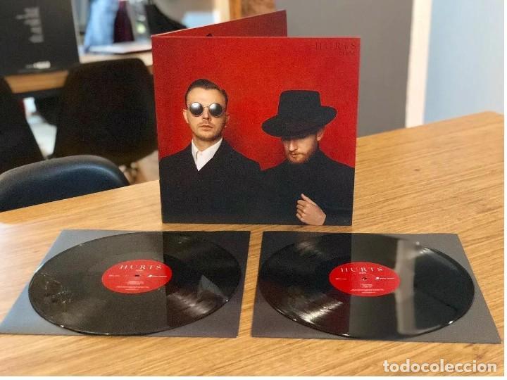 Discos de vinilo: HURST * 2LP + CD * Desire * Gatefold * Precintado!! - Foto 8 - 194087606