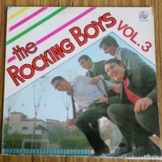 Discos de vinilo: THE ROCKING BOYS - VOL 3. Lote 194091630