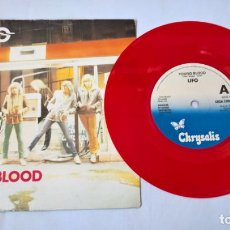 Discos de vinilo: MUSICA SINGLE:UFO - YOUNG BLOOD / LIGHTS OUT . SINGLE ROJO 1980. Lote 194092208