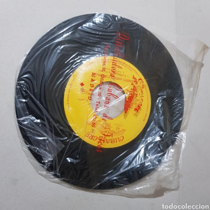 Discos de vinilo: AUGUSTO MARTINELLI - HONKY TONKY BEAT - A SAD TRUMOET - ROCKIN IN SWING - FEELIN 1964 - Foto 3 - 194094937
