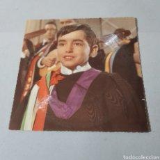Discos de vinilo: JOSELITO - LOS DOS GOLFILLOS - RARA POSTAL SONORA. Lote 194095321