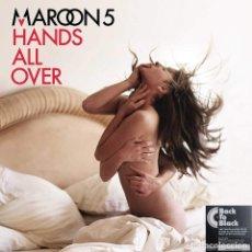 Discos de vinilo: MAROON 5 * LP VINILO + CUPÓN DESCARGA * GATEFOLD * HANDS ALL OVER * PRECINTADO!!. Lote 194097135