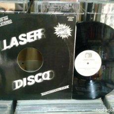 Discos de vinilo: LMV - LAZER DANCE. LAZER DANCE. HOTSOUND RECORDS 1984, REF. 84215 . Lote 194106231