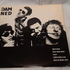 Discos de vinilo: THE DAMNED -NEW ROSE- (1985) MAXI-SINGLE. Lote 194111478