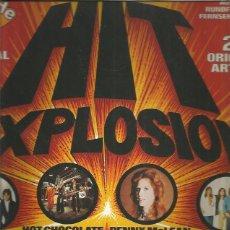 Discos de vinilo: HIT EXPLOSION 1975 ( SWEET SUZIE QUATRO COZY POWELL). Lote 194112926