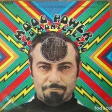 Discos de vinilo: HUGO MONTENEGRO-MOOG POWER-ORIGINAL ESPAÑOL 1969. Lote 194115183