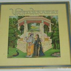 Discos de vinilo: VRINDAVANA. - PRODUCCIONES GOVINDA 1978. Lote 194115721