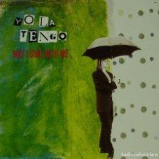Discos de vinilo: YO LA TENGO - MAY I SING WITH ME LP 1992 USA MUY RARO + INSERT. Lote 194123732