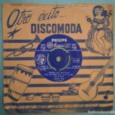 Discos de vinilo: EDURADO DULEU Y SU CONJUNTO - DISCOMODA - VENEZUELA. Lote 194123875